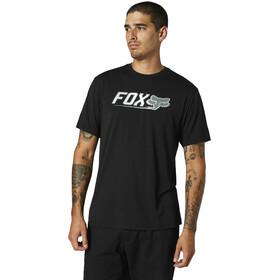 Fox Cntro Kurzarm Tech T-Shirt Herren schwarz